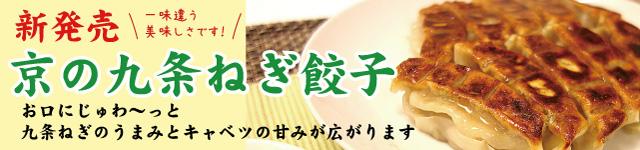 九条ねぎ餃子
